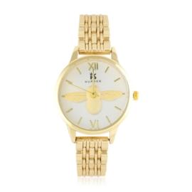 Zegarek na bransolecie - pszczoła - Z1547