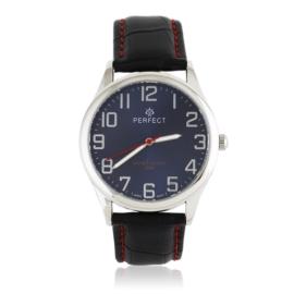 Zegarek męski na skórzanym pasku - Z1558
