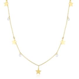 Celebrytka - gwiazdki - Xuping - CP3608