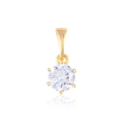 Przywieszka - kryształek - Xuping PRZ2490