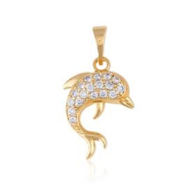Przywieszka delfin - Xuping PRZ2494