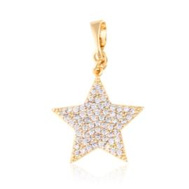 Przywieszka gwiazdka - Xuping PRZ2496