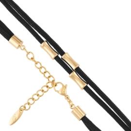 Bransoletka na sznurku Xuping BP6401