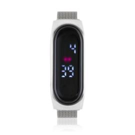 Zegarek na magnetycznym pasku LED - Z1617