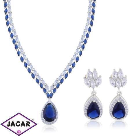 Komplet biżuterii wieczorowej - Xuping - SKO86