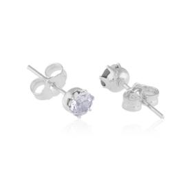 Kolczyki sztyfty kryształ 0,8cm 63/57 EA3349