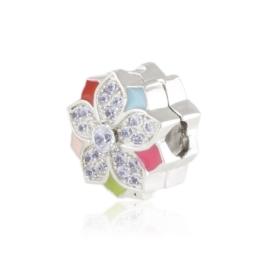 Przywieszka charms - kwiatek - Xuping PRZ2553