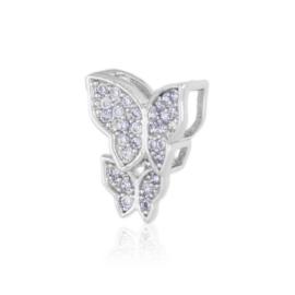 Przywieszka charms - motylki - Xuping PRZ2555