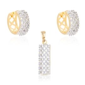 Komplet biżuterii - Xuping PK532