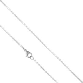 Łańcuszek stal chirurgiczna 45cm Xuping - LAP2010