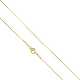 Łańcuszek stal chirurgiczna 40cm Xuping - LAP2012