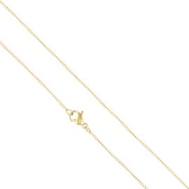 Łańcuszek stal chirurgiczna 45cm Xuping - LAP2014