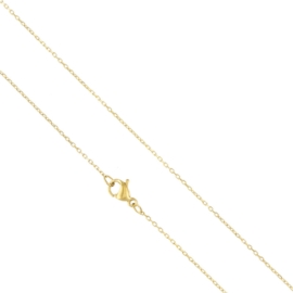 Łańcuszek stal chirurgiczna 45cm Xuping - LAP2015