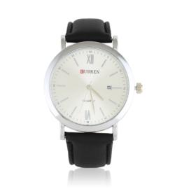 Zegarek męski na pasku - czarny - Z1740