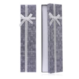 Pudełka prezentowe 20,5x4,5cm - 12szt/op - OPA374