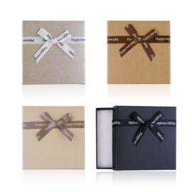 Pudełka prezentowe 9x9cm - 12szt/op - OPA380