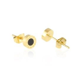 Kolczyki sztyfty stal - Xuping EAP14173