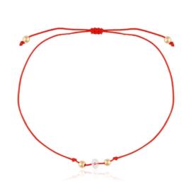 Bransoletka na sznurku Xuping BP6801