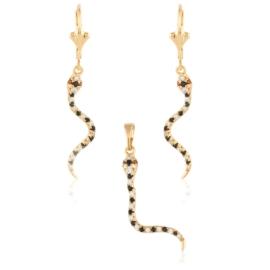 Komplet biżuterii - snake - Xuping PK536