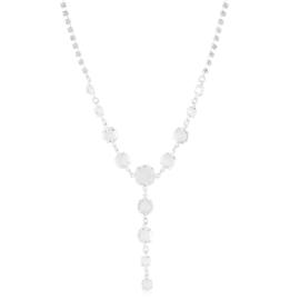 Naszyjnik krawatka kryształy 63/34 - NA1828