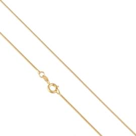 Łańcuszek linka 45cm Xuping - LAP2054