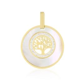 Przywieszka sta drzewko szczęścia Xuping PRZ2603