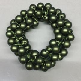 Perłowe gumki do włosów - OG731