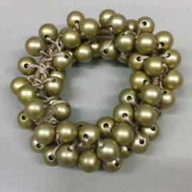 Perłowe gumki do włosów - OG735