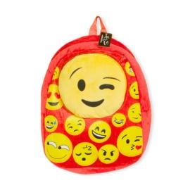Plecak dziecięcy - Emotki Red - PL379