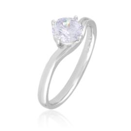 Pierścionek zaręczynowy - Xuping PP2896