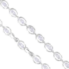 Bransoletka z kryształami - Xuping BP7220