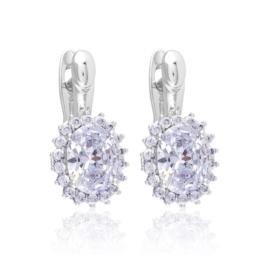 Kolczyki z kryształami - Xuping EAP14988