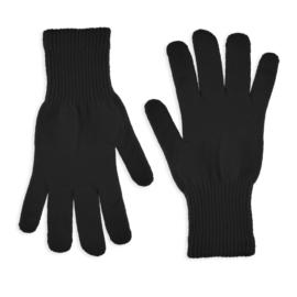 Rękawiczki klasyczne czarne RK558