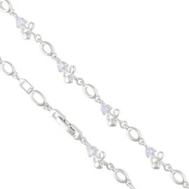 Bransoletka z kryształkami Xuping BP7290