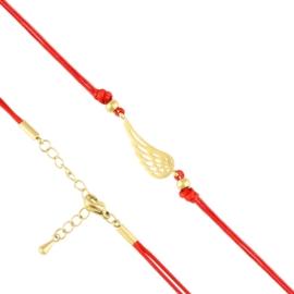 Bransoletka kolorowy sznurek Xuping BP7318