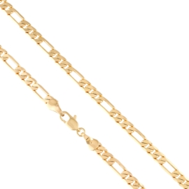 Łańcuszek figaro 60cm Xuping LAP2178