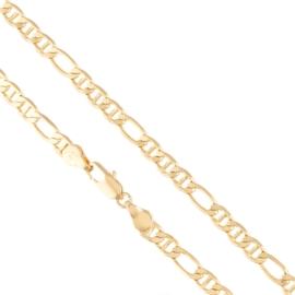 Łańcuszek figaro 60cm Xuping LAP2179