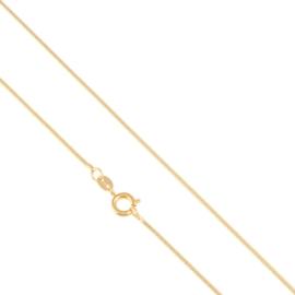 Łańcuszek linka 35cm Xuping LAP2184