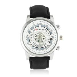 Zegarek męski - czarny pasek - Z1868