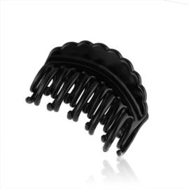 Klamry do włosów czarne 6,5cm - SZ209