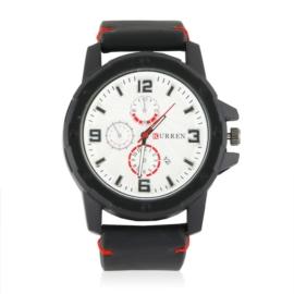 Zegarek męski casual - black - Z1871