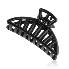 Klamry do włosów czarne 8,5cm - SZ210