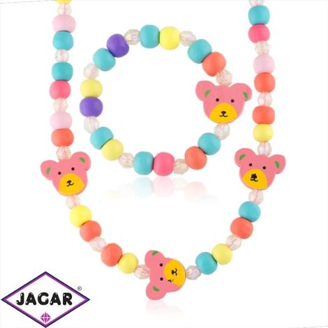 Komplet biżuterii dla dzieci - KOM316