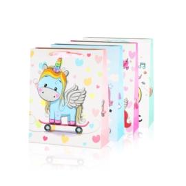 Torebki prezentowe unicorn 24x18cm 12szt TP498