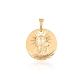 Przywieszka medalik - Xuping PRZ2665