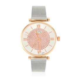 Zegarek damski na stalowym pasku - Z1913