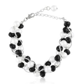 Bransoletka z perełkami - BRA3081