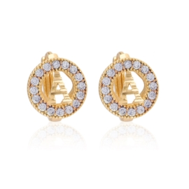 Kolczyki z kryształkami - A - Xuping - EAP15189