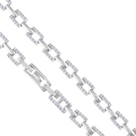 Bransoletka z kryształkami Xuping BP7410