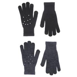 Rękawiczki z perełkami touch screen 21cm RK560